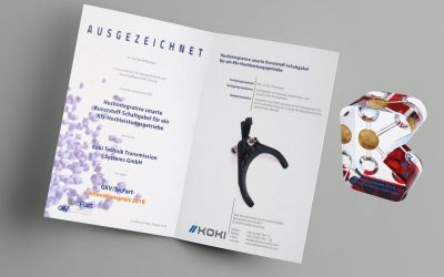 Verleihung Innovationspreis an KOKI